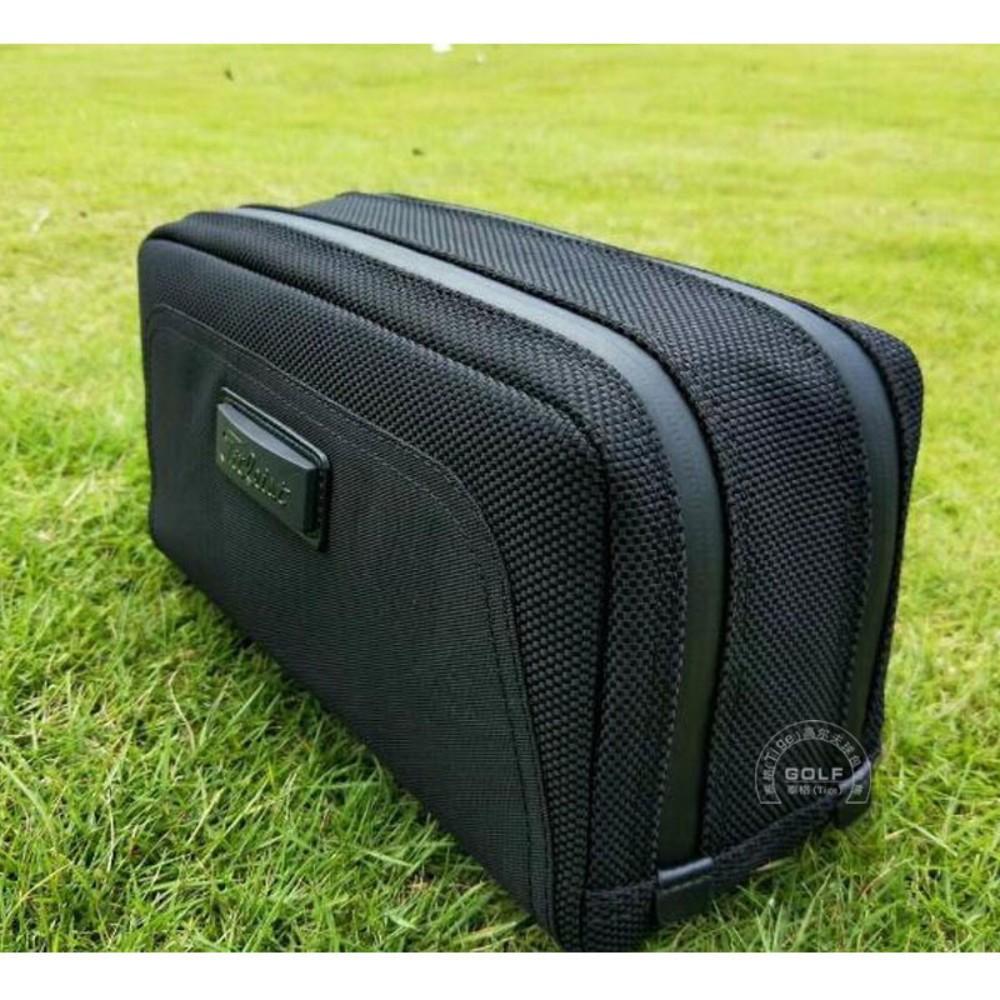 타이틀리스트 파우치 클러치백 골프 남녀공용 방수, 더블 방수 지퍼 핸드백