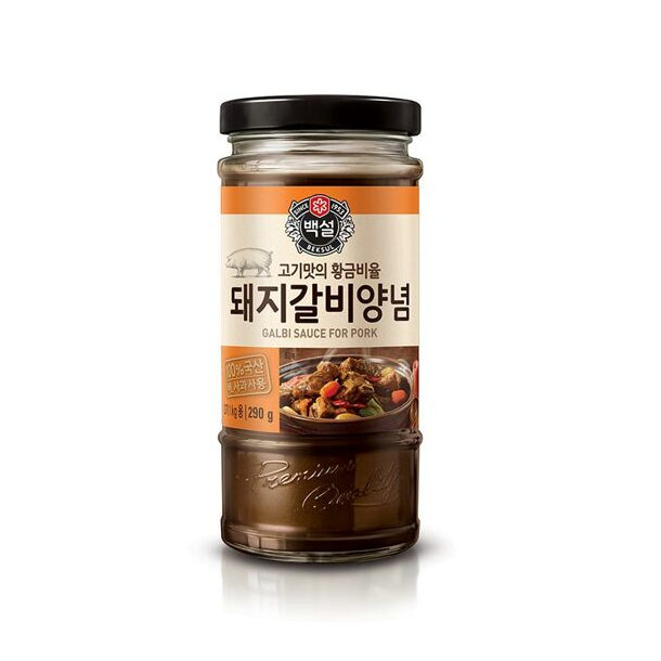 백설 백설돼지갈비양념 290g 무료배송, 1개