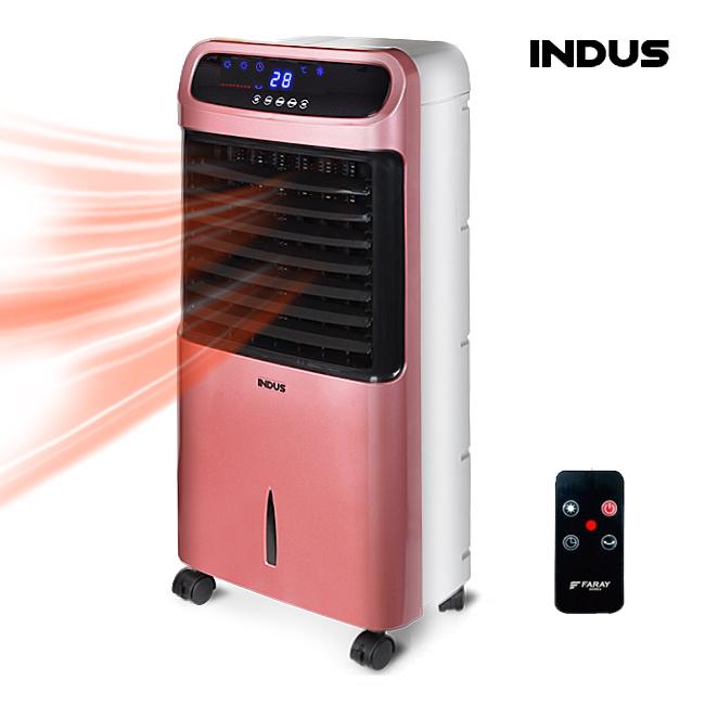 인더스 온풍기 리모콘형 사무실온풍기 전기온풍기, 인더스 전기온풍기 IN-3001
