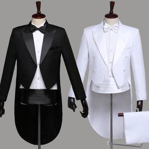 남성 연주복 공연복 결혼식 무대의상 정장 턱시도세트