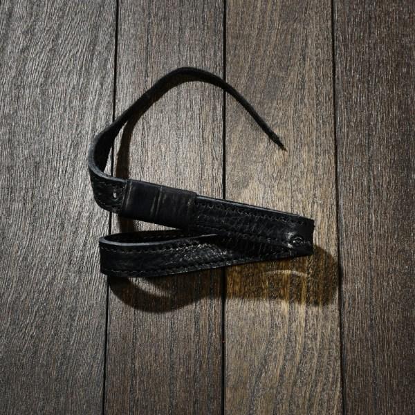 [루이지] [Luigis] 타이니 테일 핸드 스트랩 Black, 상세 설명 참조