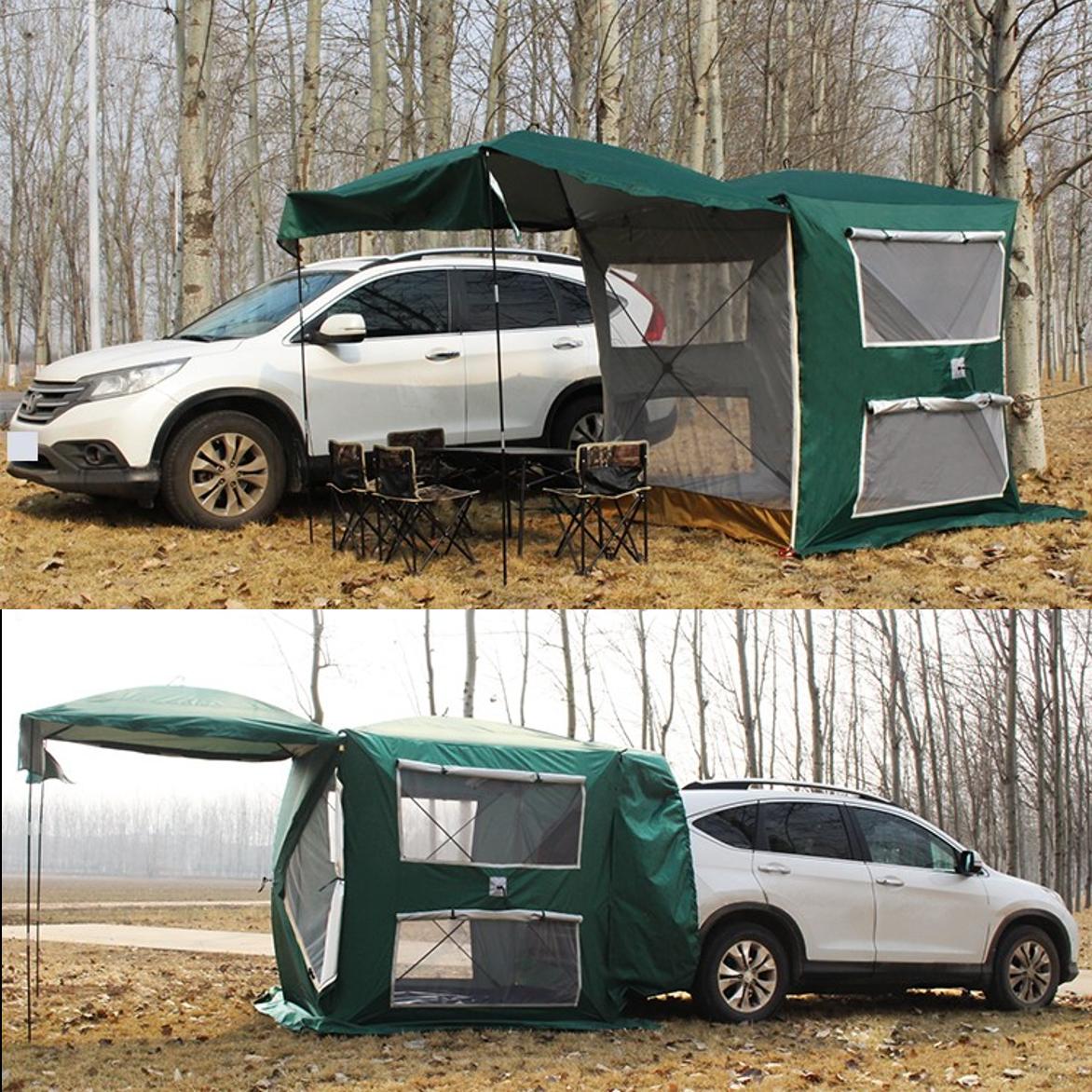 Kings landing 코나 펠리세이드 qm6 레이 카니발 쏘렌토 싼타페 차박용 차박 차량 도킹 텐트, 999개, 밀리터리