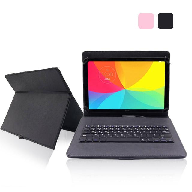갤럭시탭4 10.1 (T530/ T535) IK 키보드케이스, 블랙