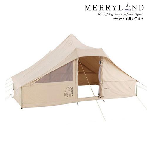 Nordisk 우트가르드 텐트 13.2, 6인용, 단일상품(텐트)