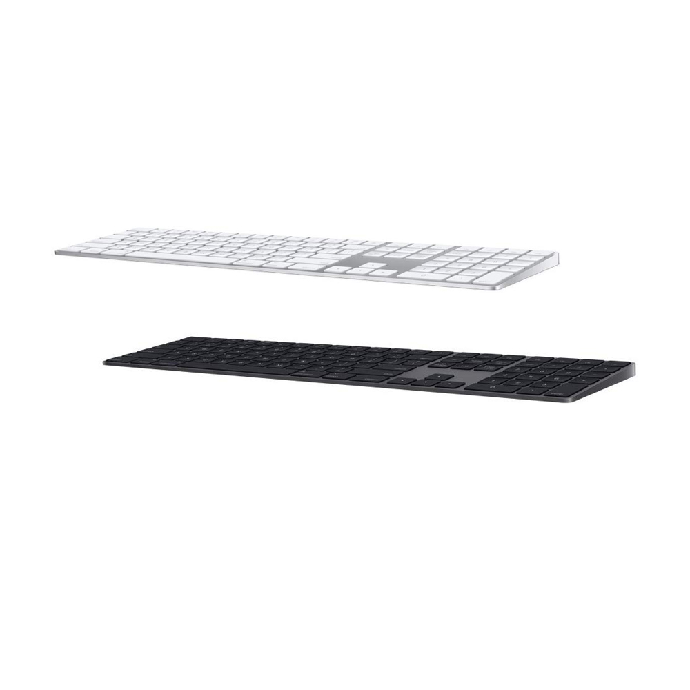 Apple 애플 매직 무선 키보드 뉴메릭 키패드, 스페이스 그레이