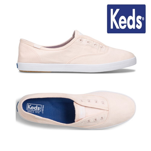 [KEDS]케즈 칠렉스 스니커즈 핑크 WF61906