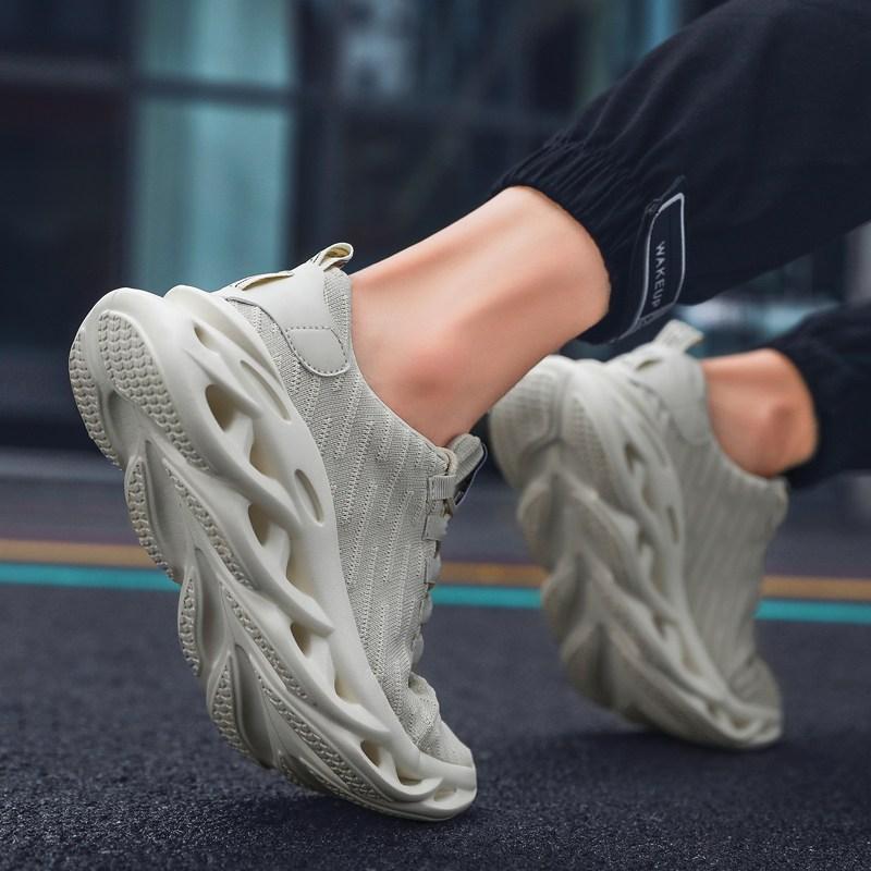 살롱드비 족저근막염신발 근족막염 무지외반증 발편한 발볼넓은 운동화
