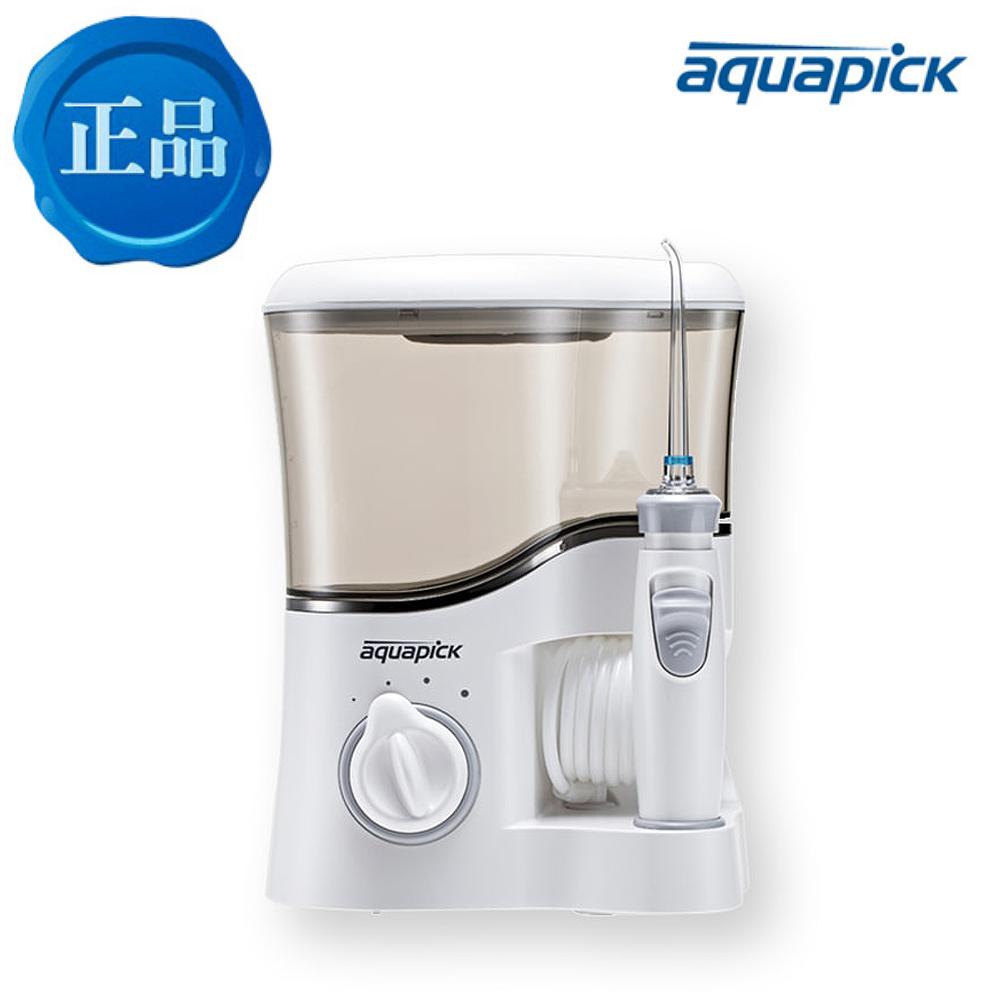 뉴아쿠아픽 AQ-350 구강세정기 치아세정기 공식판매처, 그레이