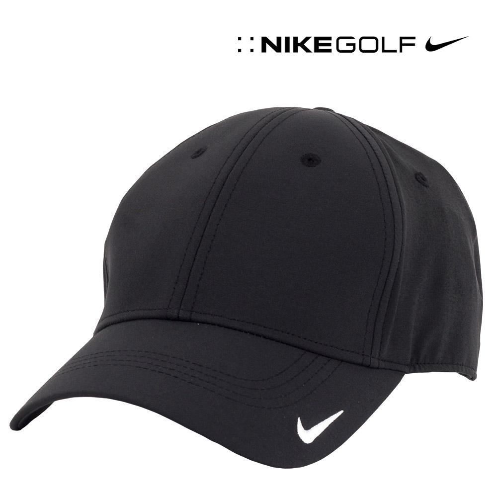 나이키골프 스우시 레가시 91 캡 골프모자, 블랙