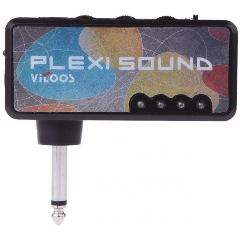Vitoos 일렉트릭 기타 미니 헤드폰 앰프 기타 앰프 마샬 플렉시 사운드, 단일상품