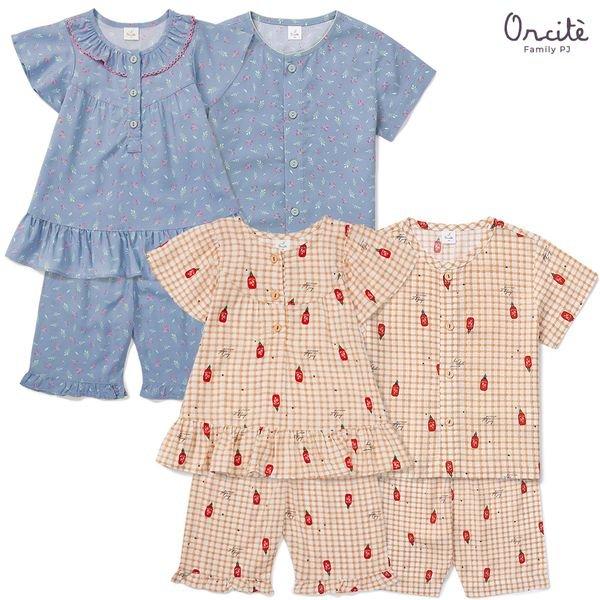 [갤러리아] 오르시떼(아동)[오르시떼]한여름에도 시원한 아동잠옷 4종 택1