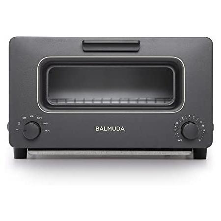 BALMUDA (바루뮤다) 바루뮤다 스팀 오븐 토스터 BALMUDA The Toaster K01E-KG (블랙) PROD9610003543, 상세 설명 참조0, One Size