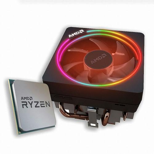 AMD 라이젠7-3세대 3700X (마티스) 멀티팩