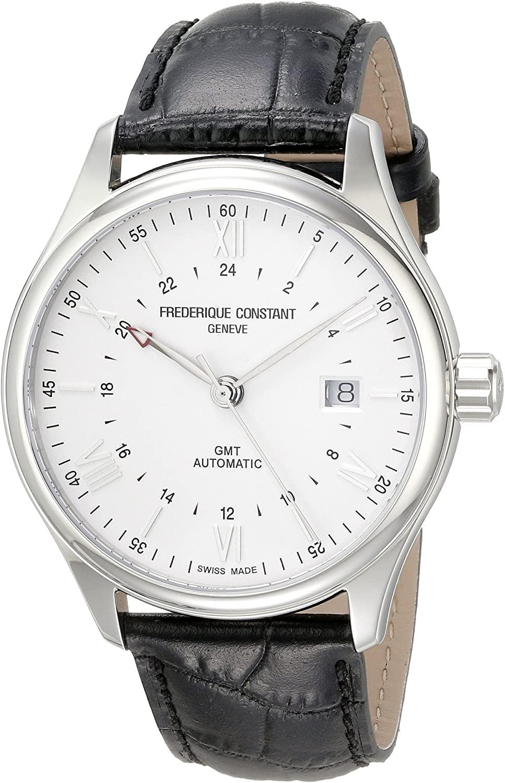 (관부가세별도) Frederique Constant Classics GMT Automatic Collection Watches-B00ZB20H7I