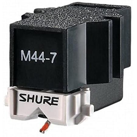 Shure M44-7 표준 DJ 턴테이블 카트리지, One Color_Phono Cartridge, 상세 설명 참조0, 상세 설명 참조0