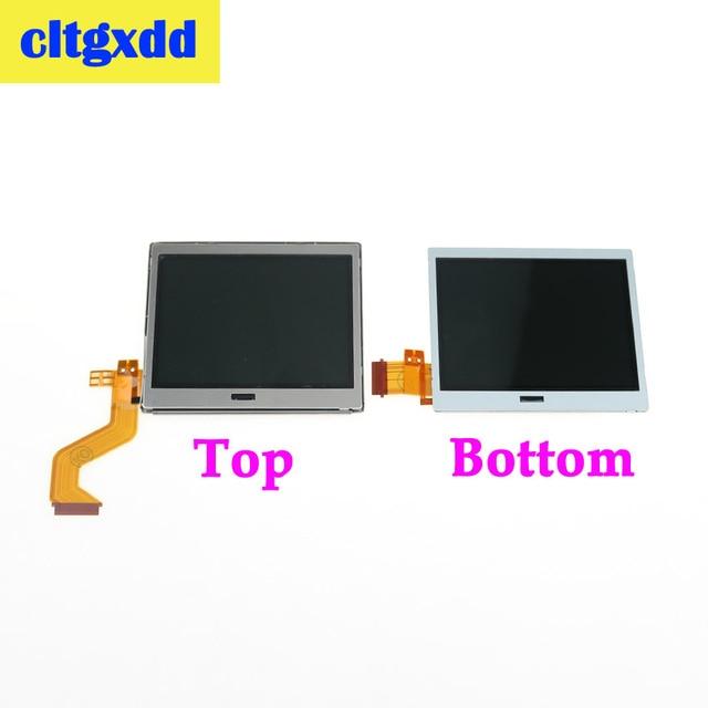 [해외] CLTGXDD 상단 상단하단 NDSL 구성 요소에 한 닌텐도 DSLITE DS LITE에 한 낮은 LCD 디스플레이 화면 복구 교체, Bottom Screen