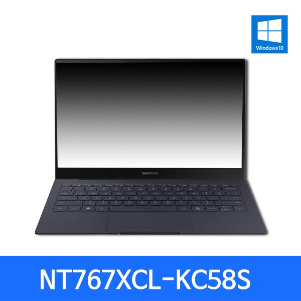 갤럭시북S LTE NT767XCL-KC58S, 8GB, eUFS 256GB, 포함
