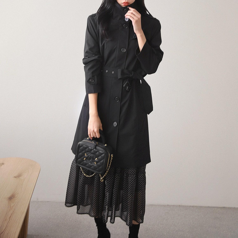 언클로즈드 여성 가을 코트 자켓 트렌치코트 6 color