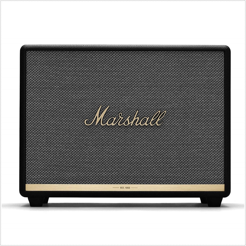 Marshall 마샬 워번2 무선 블루투스 스피커, BLACK, Woburn II