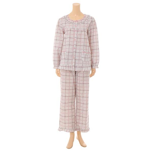 비너스 여성잠옷 보송한 아사면 하트해바라기 여성파자마 [부천점]