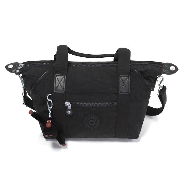 키플링 아트 미니 핸드백 블랙 K01327-J99 토트백 패션 가방