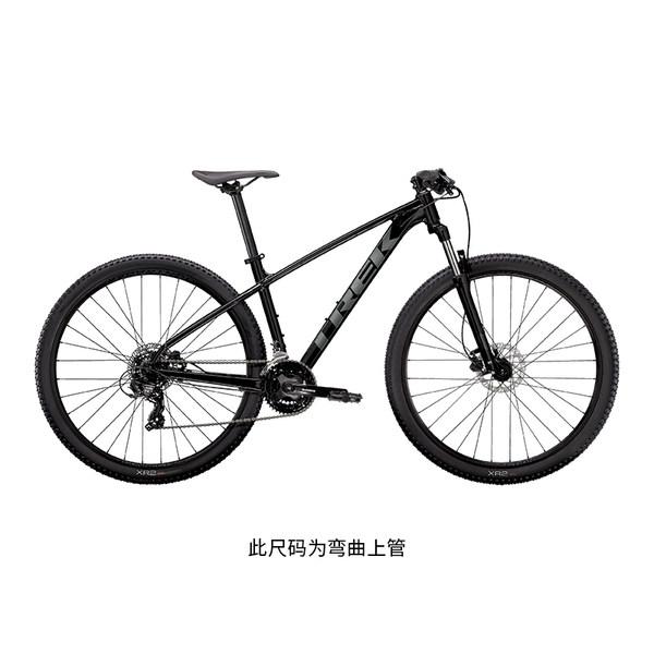 TREK 자전거 MTB 산악 출퇴근용 트렉 바이크 알루미늄, 블랙_27.5 인치