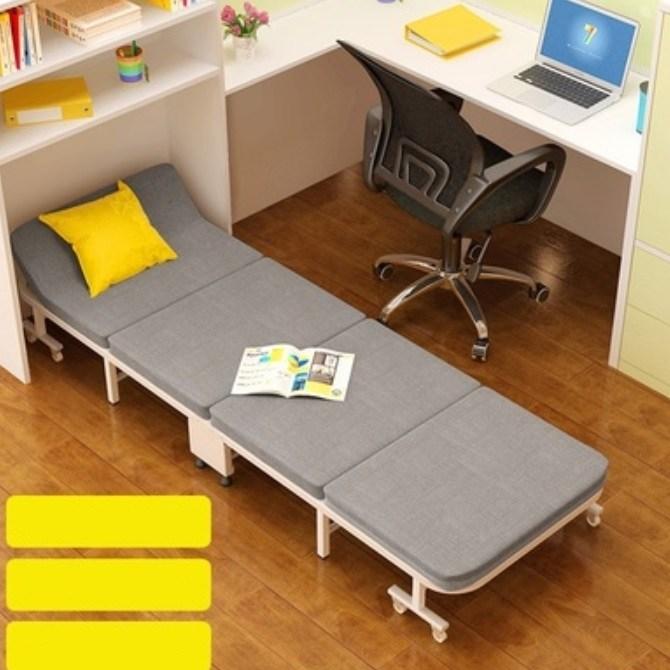 KBTRADE 싱글 접이식 침대 폴딩 폴더블 베드 190cm, 옵션 7
