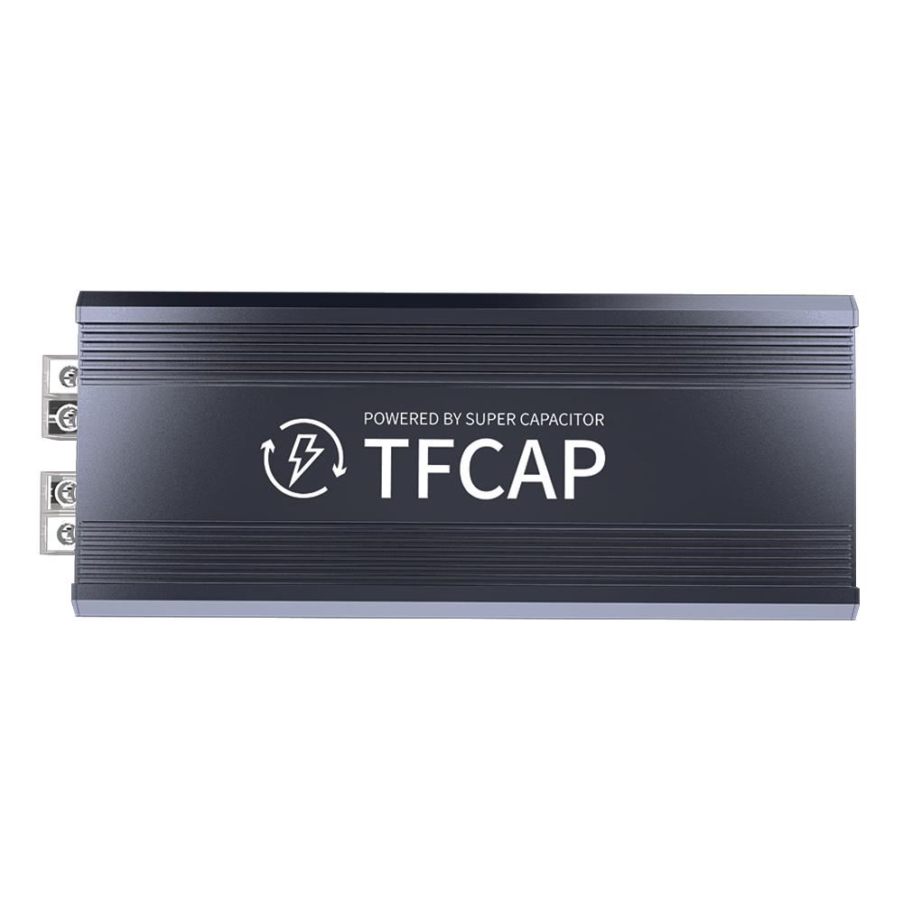 티에프캡 슈퍼캐패시터 전압안정기 출력증가 연비향상 티에프캡-100F