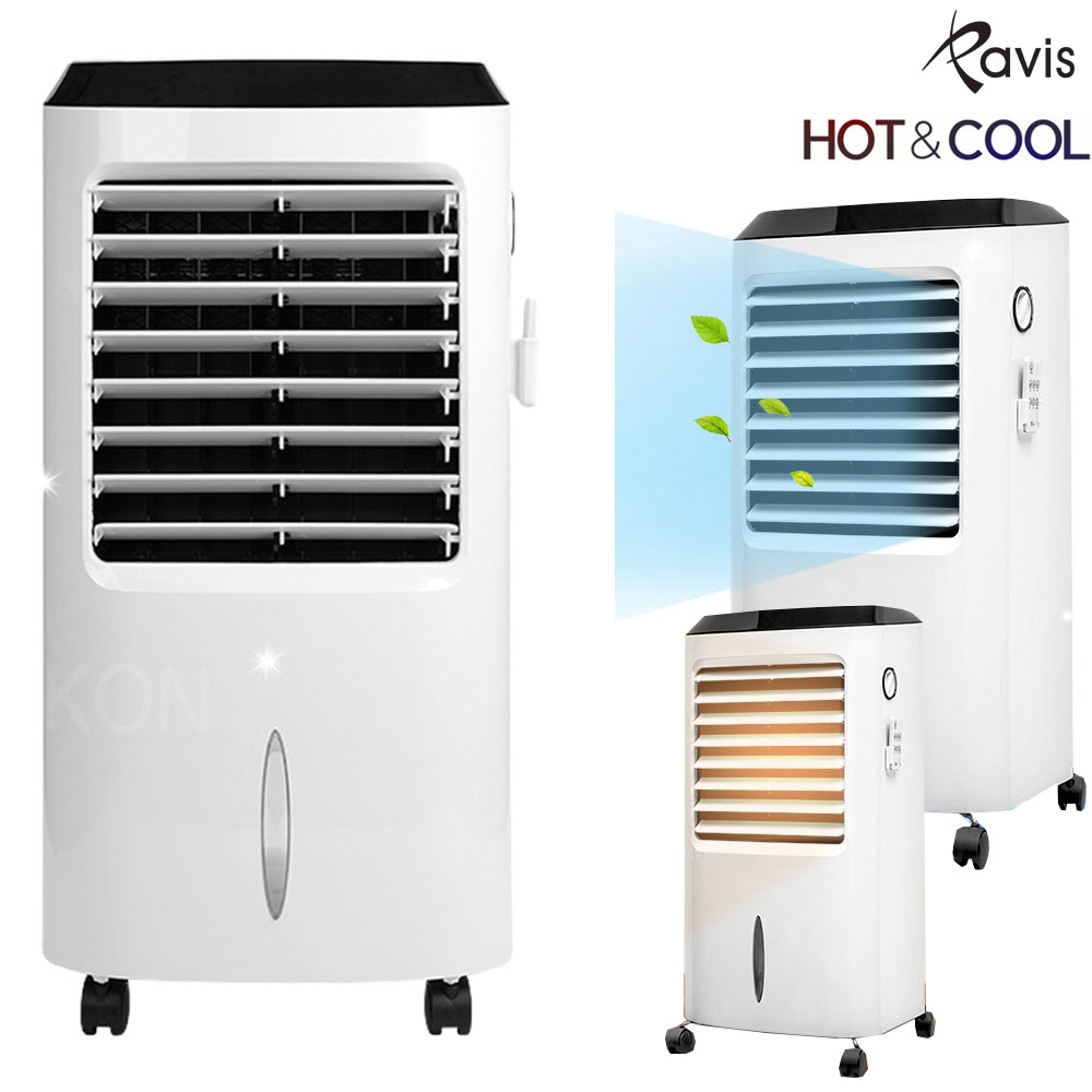 4계절 냉온풍기 리모컨형/냉풍기/이동식냉풍기/온풍기, 단품