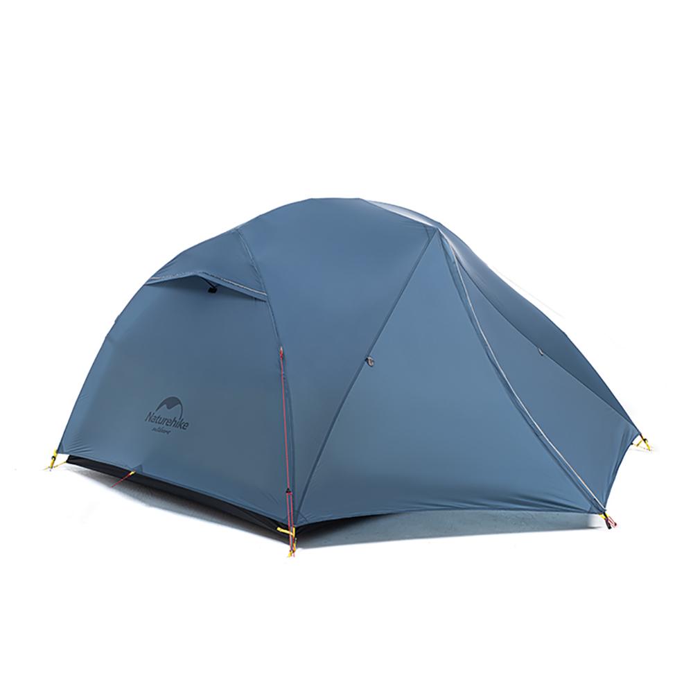 네이처하이크 초경량 백패킹 텐트 2인용 4계절 방수 비박 텐트, 네이처하이크 백패킹 텐트