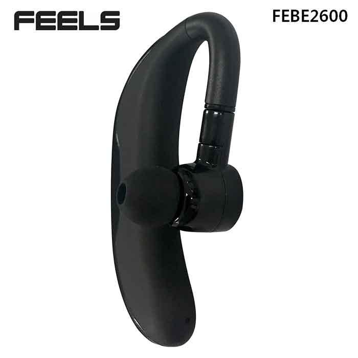 필스 FEBE2600 무선 블루투스 한쪽귀 이어셋 이어폰, 단일상품, 필스 FEBE2600 블루투스 이어폰 블랙