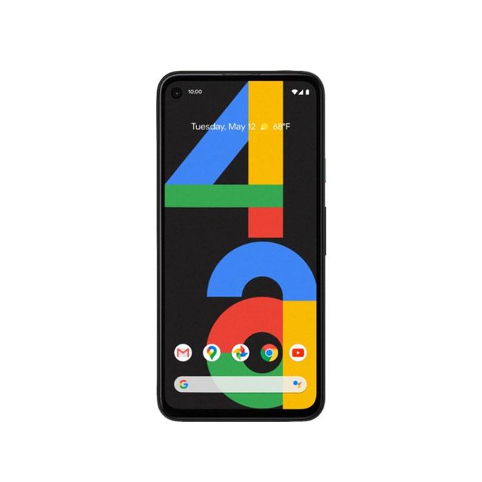 (관부가세미포함) 구글 픽셀 4a 128G Google Pixel 언락폰/ Google Pixel 4a 128GB (Unlocked) Just Black