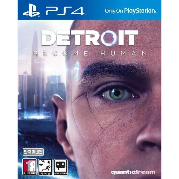 PS4 디트로이트:비컴휴먼한글화, 단일상품