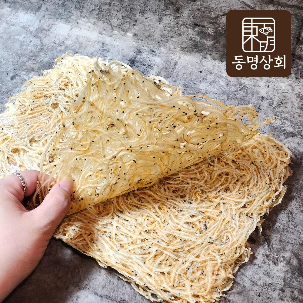 동명상회 국내산 뱅어포 10장, 단품