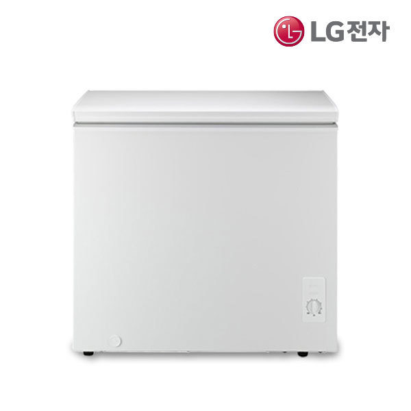 [LG전자] LG 냉동고 뚜껑식 F-A251GDW 230L, 상세 설명 참조