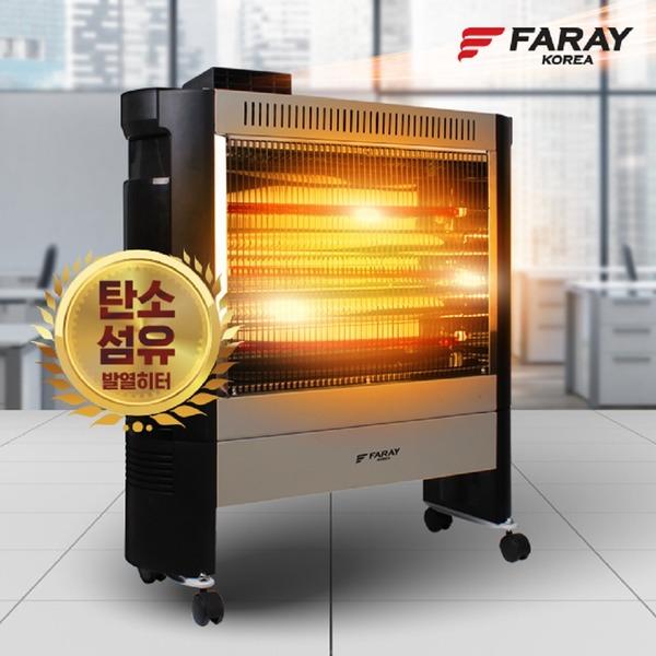 화레이 FNI-3800F 원적외선 카본히터 이동식 스토브, 단일상품