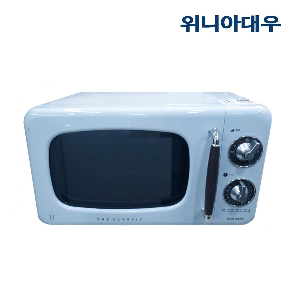 동부대우 레트로 클래식 전자레인지 KR-M200CAC