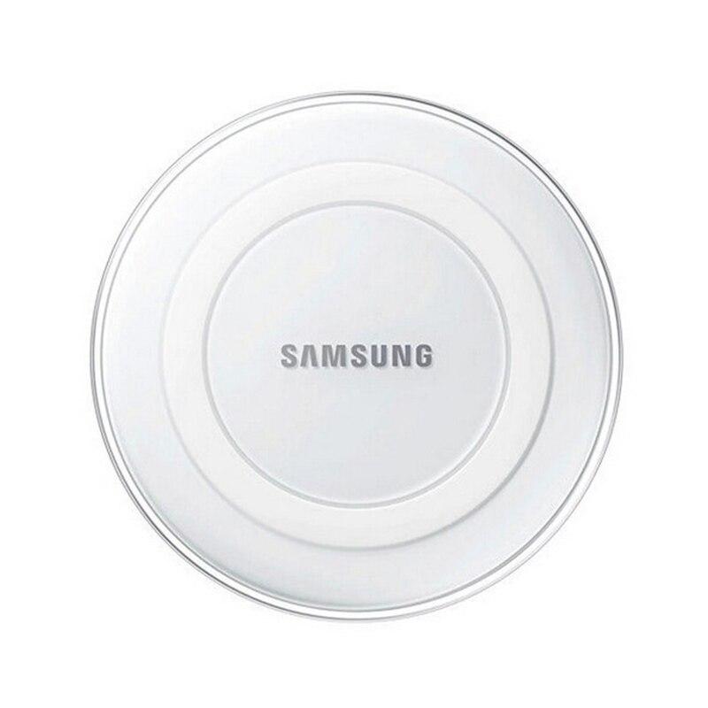 무선 충전기 삼성 5V2A 어댑터 충전기 패드 아이폰 11 8 X XS XR 갤럭시 S6 S7 가장자리 S8 S9 S10 플러스 참고 10 10 + MI9, White (POP 5707363179)