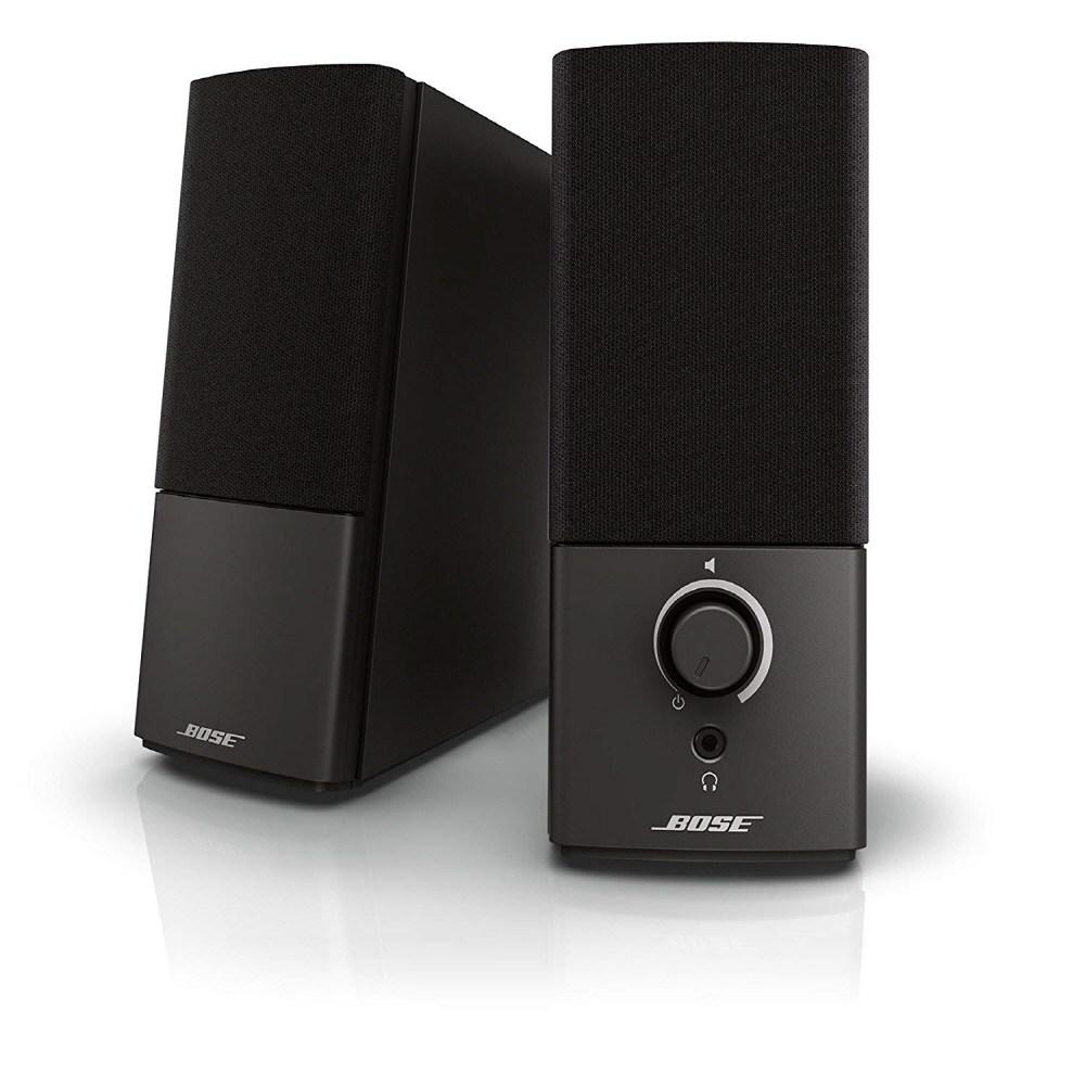 보스 스피커 Bose Companion 2 Series III Multimedia Speakers - for PC (with 3.5mm AUX & input) 블루투스