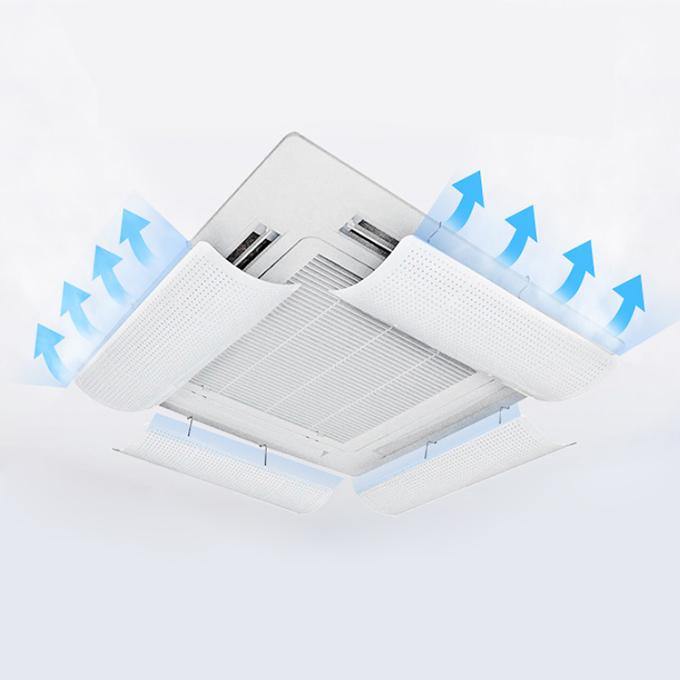 큐지 천장형 에어컨 초경량 바람막이 윈드스크린 23X58 23x90cm, 1개, 윈드스크린23x90cm (POP 2281812806)