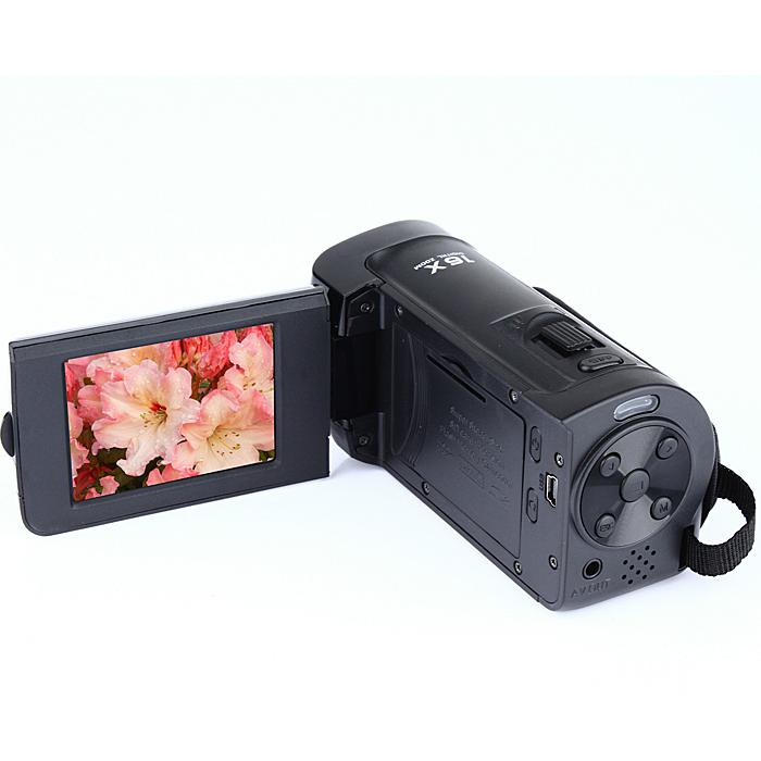 소형 미니 유튜브 디지털 방송용 가성비 동영상 캠코더, 단품