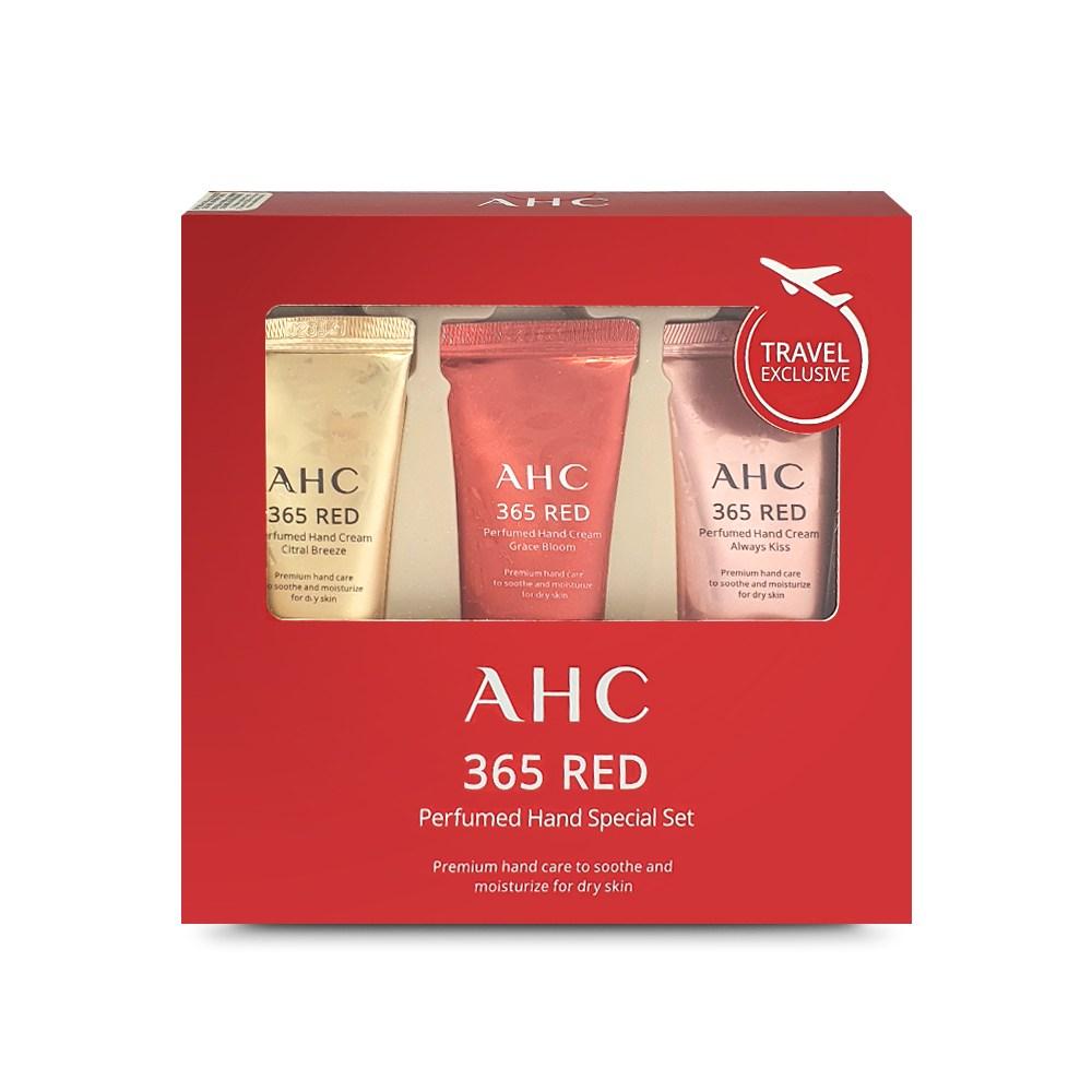 AHC 365 레드 퍼퓸드 핸드 스페셜 세트, 단품