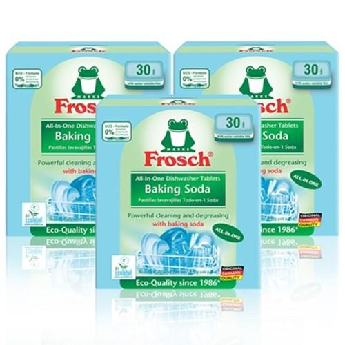 아트박스/프로쉬 독일 친환경 식기세척기세제 베이킹소다 1+1+1, 본품