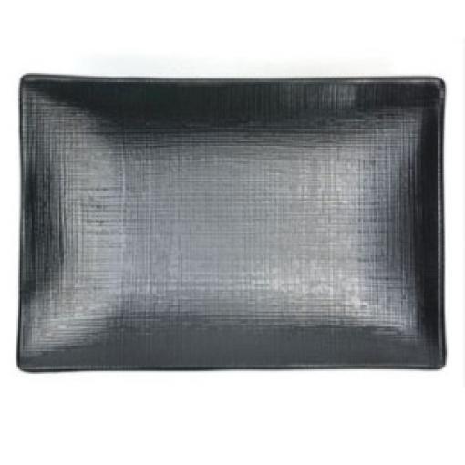 유니캔디 잘 안깨지는 제품으로 변형없이 3만원대 선물 내구성이 좋은 접시 그릇 E-1478680, 블랙