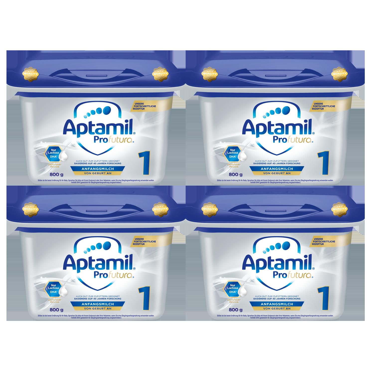 압타밀 프로푸트라 어드밴스 뉴 HMO 1 단계, 4개입, 800g-2-1104878997