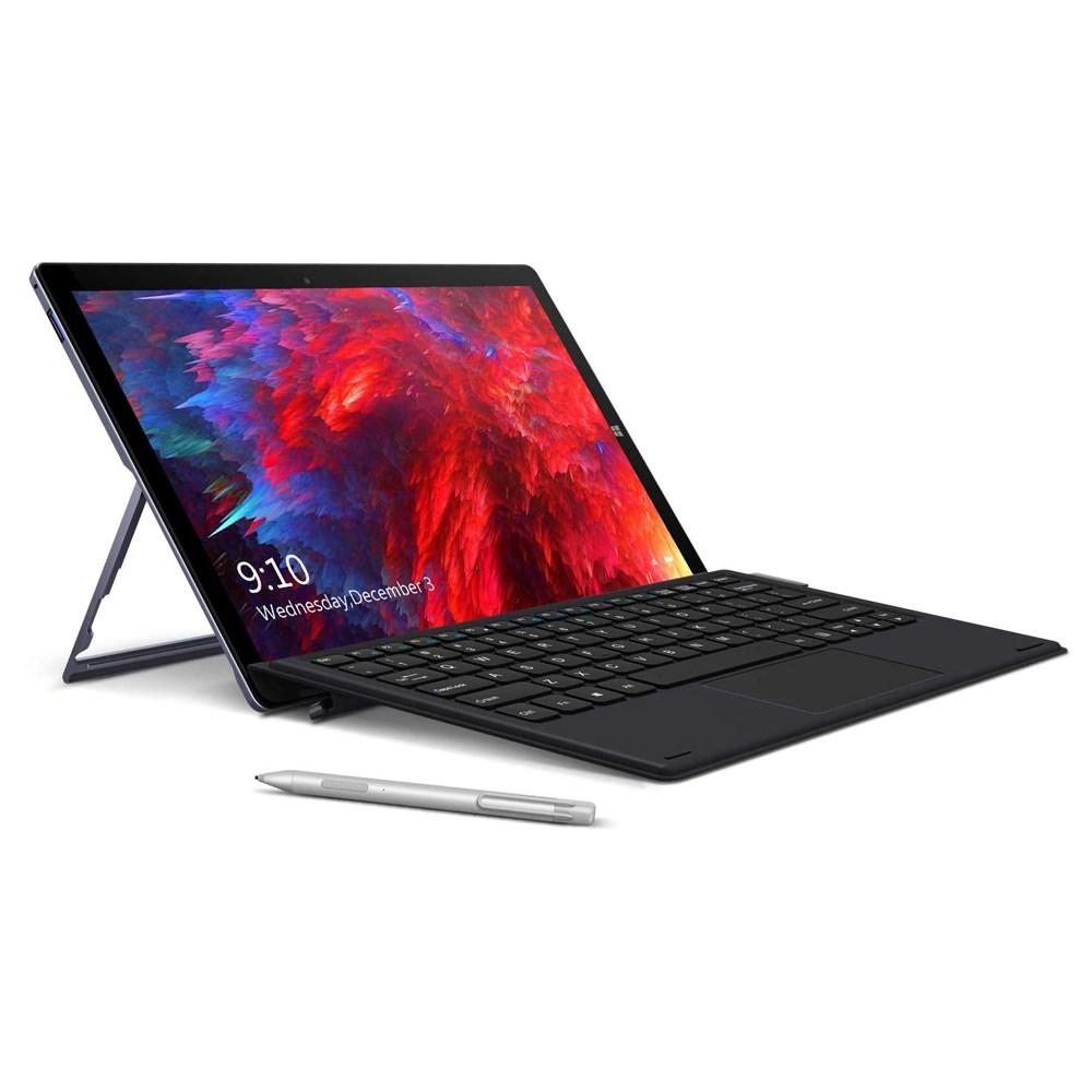 CHUWI UBook 윈도우 태블릿 투인원 노트북, 단일 색상, UBook 태블릿 단품