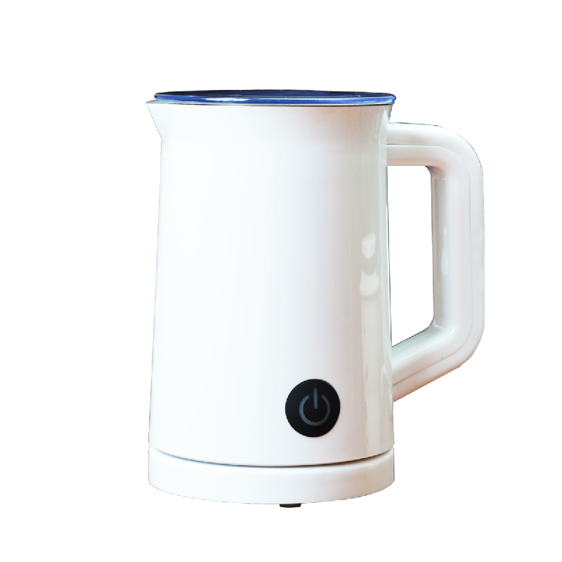 코스토프 자동 냉온 우유스팀기 밀크 포머 스티머우유거품기, 단일