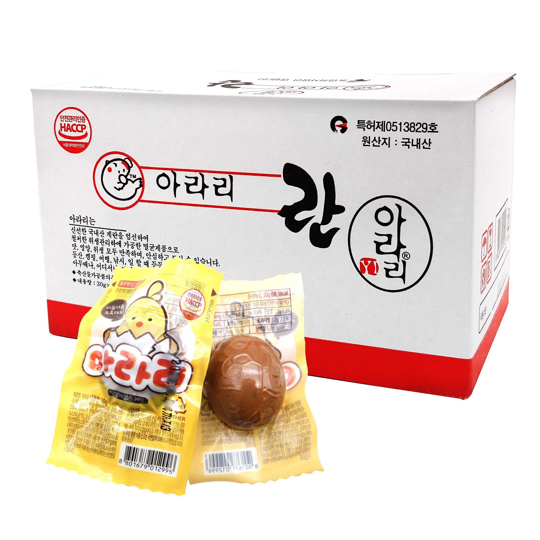 영일 아라리 계란 30g(1통-50개), 1박스