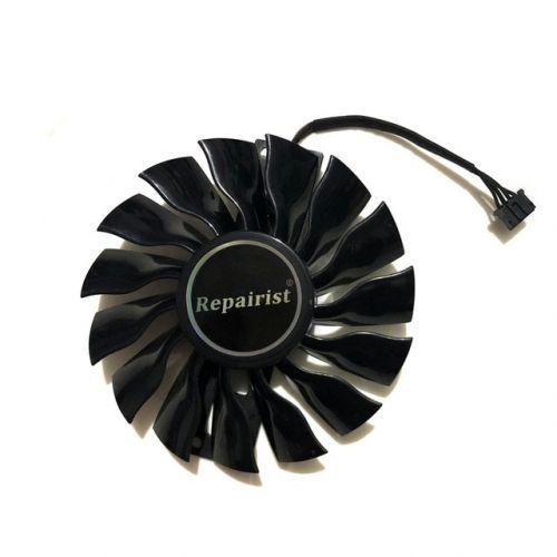 [해외] Gtx 1060 gpu vga 쿨러 비디오 카드 냉각 팬 palit geforce storm gtx1060 x 3 gb 그래픽 카드 교체 용 냉각, 상세내용표시
