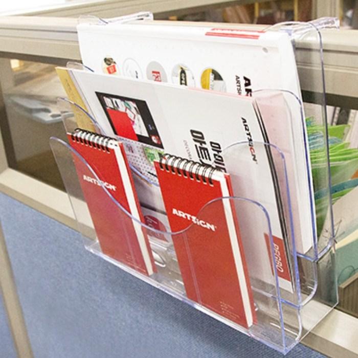 파티션 Bin A4/파티션 인테리어파티션 사무실파티션 파티션책상 사무실파티션 사무실책상꾸미기 책상정리함, 파티션 Bin A4 [45]-0753